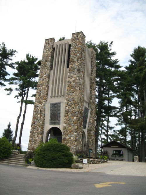 Cathedral of the Pines Memorial 2